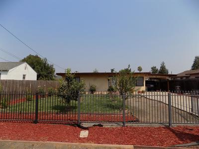 Stockton Single Family Home For Sale: 2123 East 4th Street