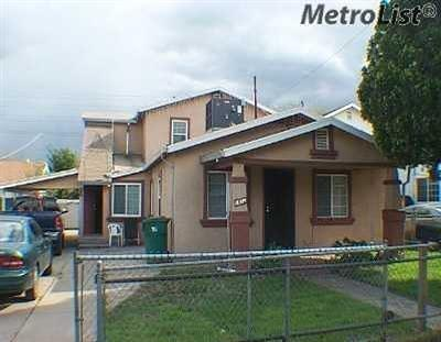 Stockton Single Family Home For Sale: 1552 Milton Street