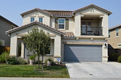 Roseville Single Family Home For Sale: 2173 Castle Pines Way