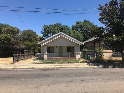 Stockton Single Family Home For Sale: 538 North Sierra Nevada Street