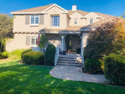 El Dorado Hills Single Family Home Active Short Sale: 401 Borra Court