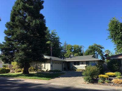 Rancho Cordova Single Family Home For Sale: 2156 Ellison Drive
