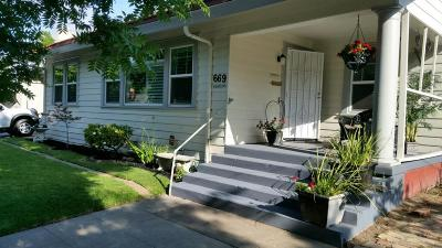 Single Family Home For Sale: 669 Bedford Road