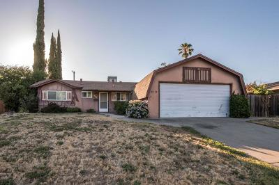 Citrus Heights Single Family Home For Sale: 6721 Navion Drive