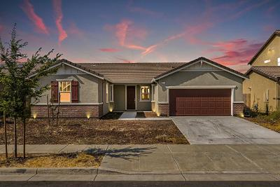 Stockton Single Family Home For Sale: 3711 Jagger Lane