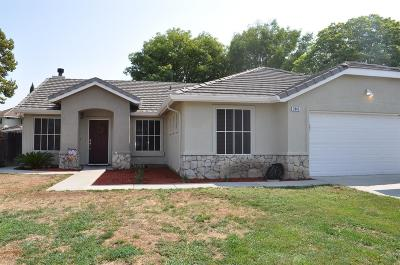 Tracy Single Family Home For Sale: 2445 Spring Creek Court