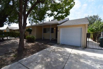 Sacramento Single Family Home For Sale: 5616 Nona Way