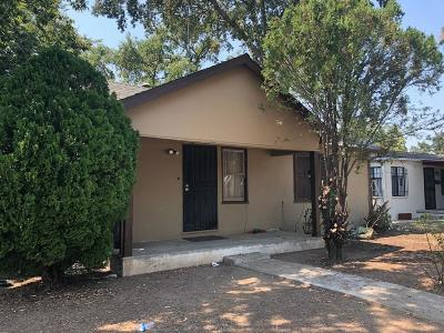 Sacramento Single Family Home For Sale: 2303 Colfax Street