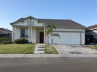Modesto CA Single Family Home For Sale: $345,000