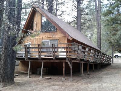 El Dorado County Single Family Home For Sale: 1591 Tionontati Street