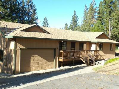 El Dorado County Single Family Home For Sale: 5290 String Canyon Road