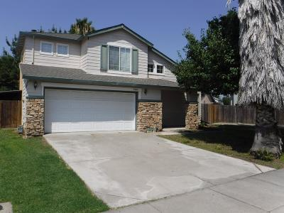 Stockton Single Family Home For Sale: 5441 Lyle