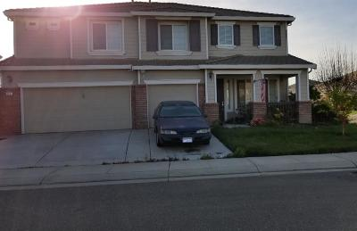 Stockton Single Family Home Active Short Sale: 8867 Caserta Court