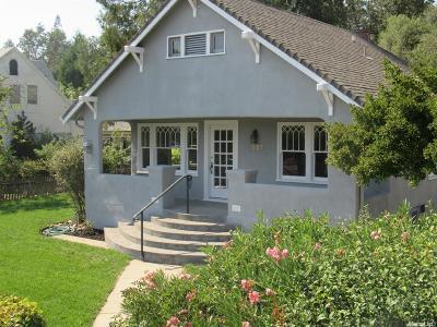 Diamond Springs Single Family Home For Sale: 561 Main Street