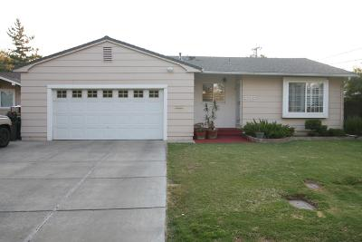 Stockton Single Family Home For Sale: 5525 Kermit Lane