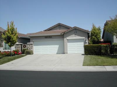 Roseville Single Family Home For Sale: 2391 Everley Circle