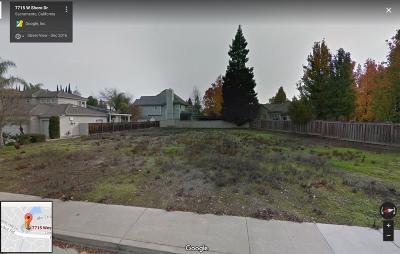 Sacramento Residential Lots & Land For Sale: 7715 West Shore Drive