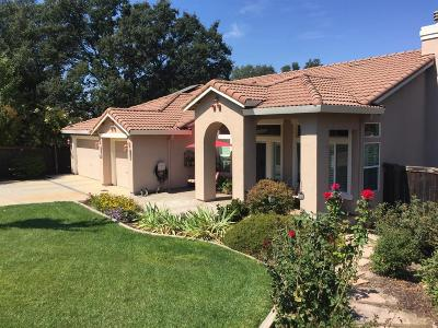 Rancho Murieta Single Family Home For Sale: 15347 Abierto Drive