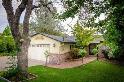 Sutter Creek Single Family Home For Sale: 260 Judy Drive