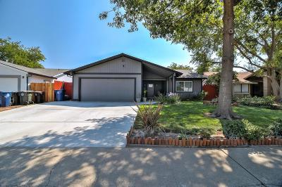 Citrus Heights Single Family Home For Sale: 8124 Zenith Drive