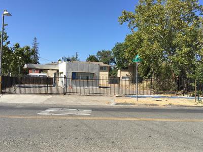 Commercial For Sale: 3341 Stockton Boulevard