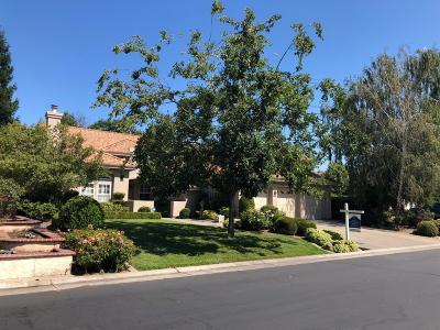 Stockton Single Family Home For Sale: 4840 Bridgewater Circle