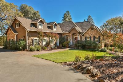 Grass Valley Single Family Home For Sale: 22811 Montclaire Court