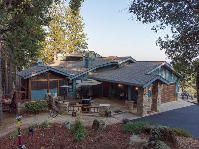 El Dorado County Single Family Home For Sale: 4818 Crestline Drive