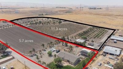 Tracy Residential Lots & Land For Sale: 20124 West Grantline Road
