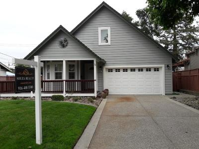 Lincoln Single Family Home For Sale: 567 I Street