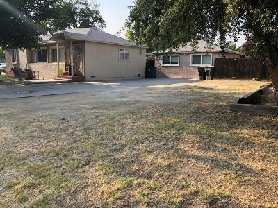 Modesto Single Family Home For Sale: 1201 Floyd Avenue