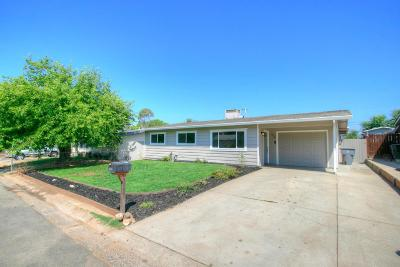 Placer County Single Family Home For Sale: 5521 Myrtle Drive