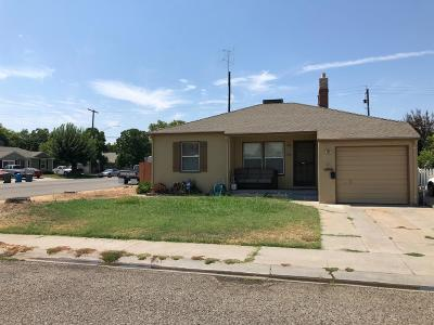Marysville CA Single Family Home For Sale: $175,000