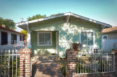 Stockton Single Family Home For Sale: 2270 South San Joaquin Street