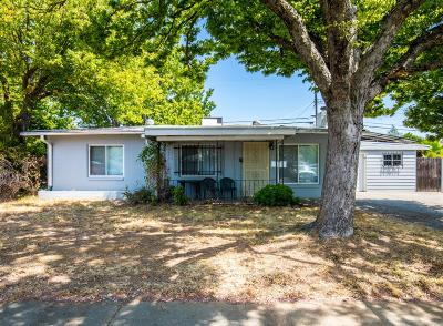 Sacramento Single Family Home For Sale: 5301 60th Street