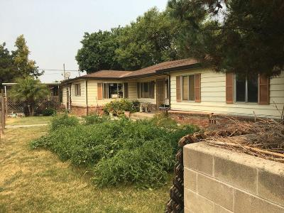 Yolo County Single Family Home For Sale: 2890 Marshall Road