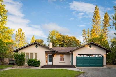 Grass Valley Single Family Home For Sale: 15553 Pine Knoll Court #15551