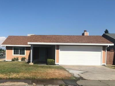 Sacramento Single Family Home For Sale: 4501 78th Street