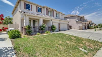 Stockton Single Family Home For Sale: 8811 Bergamo Circle