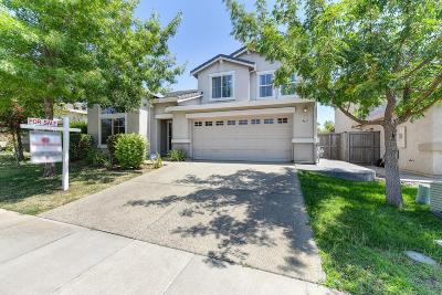 Elk Grove Single Family Home For Sale: 9617 Apple Mill Drive