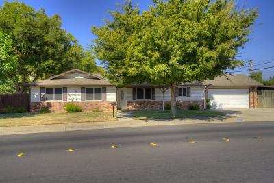 Modesto Single Family Home For Sale: 3113 Keller Street