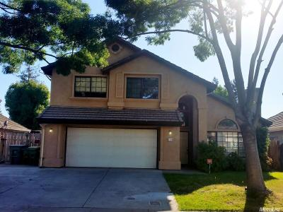 Stockton Single Family Home For Sale: 5724 Caribbean Circle