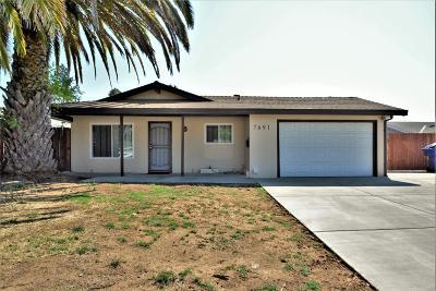 Sacramento County Single Family Home For Sale: 7691 Millroy Way