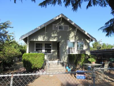 Stockton Multi Family Home For Sale: 2015 South California Street