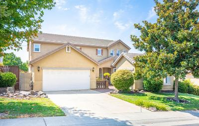 Rocklin Single Family Home For Sale: 6421 Wisp Court