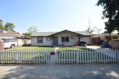 Sacramento Single Family Home For Sale: 644 Alamos Avenue