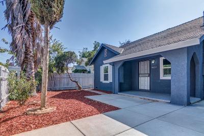 Sacramento Single Family Home For Sale: 4052 43rd Street