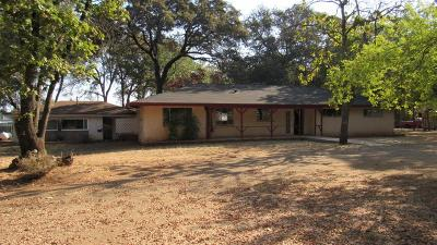Shingle Springs Single Family Home For Sale: 3721 Ponderosa Rd