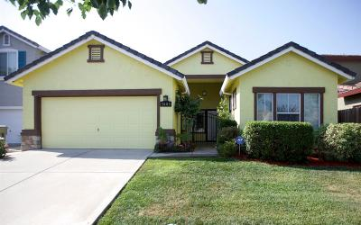 West Sacramento Single Family Home For Sale: 3605 Cooper Island Road