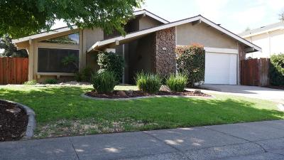 Orangevale Single Family Home For Sale: 9398 Blue Oak Drive